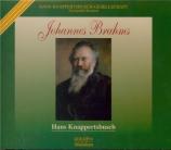BRAHMS - Knappertsbusch - Huit variations sur un thème de Haydn, en si b
