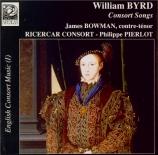English consort music vol.1 : Consort songs