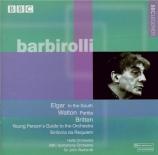 ELGAR - Barbirolli - In the south, ouverture de concert op.50