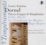 Pièces d'orgue et simphonies