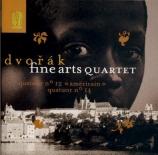DVORAK - Fine Arts Quart - Quatuor à cordes n°12 op.96 'Américain'