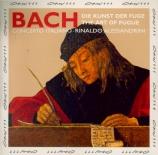 BACH - Alessandrini - L'art de la fugue(Die Kunst der Fuge) BWV.1080 :