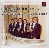 BEETHOVEN - Ensemble Wien-B - Quintette pour piano et vents op.16