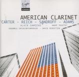 American clarinet