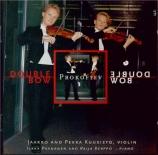 PROKOFIEV - Kuusisto - Sonate pour deux violons en do majeur op.56