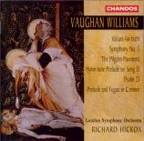 VAUGHAN WILLIAMS - Hickox - Valiant-for-truth