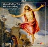 TELEMANN - Remy - Die Auferstehung (La résurrection), oratorio sacré TWV