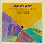 BACH - Halstead - Concerto pour clavier op.13 n°1
