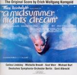 KORNGOLD - Albrecht - Le songe d'une nuit d'été