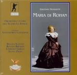 DONIZETTI - Gavazzeni - Maria di Rohan (live Venezia 26 - 03 - 1974) live Venezia 26 - 03 - 1974
