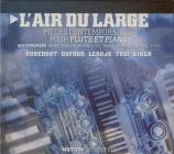 L'air du large (flûte & piano)