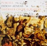 PURCELL - Parrott - Dido and Aeneas (Didon et Énée), opéra Z.626