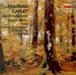 MAGNARD - Martin - Quintette pour piano et vents op.8