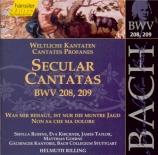 Secular Cantatas Vol.65