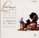 LULLY - Reyne - Le temple de la paix, suite d'orchestre LWV.69