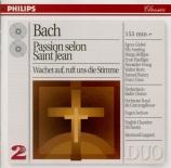 BACH - Jochum - Passion selon St Jean(Johannes-Passion), pour solistes
