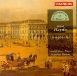 HAYDN - Bamert - Symphonie n°16 en la majeur P.6 MH.152