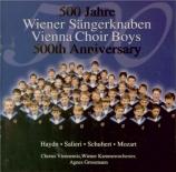 500e anniversaire des Petits chanteurs de Vienne