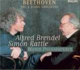 BEETHOVEN - Brendel - Concerto pour piano n°1 en ut majeur op.15