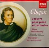 CHOPIN - Weissenberg - Concerto pour piano et orchestre n°1 en mi mineur