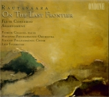 RAUTAVAARA - Gallois - Concerto pour flûte op.69 'Dances with the winds'