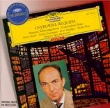 CHERUBINI - Markevitch - Requiem en ré mineur (1836)