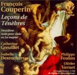 COUPERIN - Vernet - Trois leçons de ténèbres pour le mercredi saint