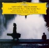 SAINT-SAËNS - Maisky - Concerto pour violoncelle n°1 op.33