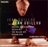 GUILLOU - Guillou - Hyperion op.45