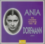 MENDELSSOHN-BARTHOLDY - Dorfmann - Concerto pour piano et orchestre n°1