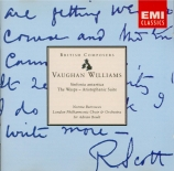 VAUGHAN WILLIAMS - Boult - Symphonie n°7 'Sinfonia Antartica'