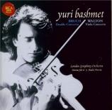 WALTON - Bashmet - Concerto pour alto