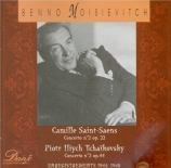 SAINT-SAËNS - Moiseiwitsch - Concerto pour piano n°2 op.22