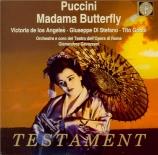 PUCCINI - Gavazzeni - Madama Butterfly