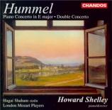 HUMMEL - Shaham - Concerto pour piano n°4 en mi majeur op.110 'Les adieu