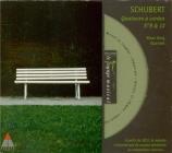 SCHUBERT - Alban Berg Quar - Quatuor à cordes n°13 en la mineur op.29 D