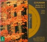 SCHUMANN - Quatuor Via Nov - Quatuor avec piano en mi bémol majeur op.47