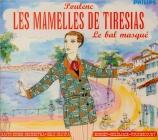 POULENC - Ozawa - Les mamelles de Tirésias, opéra-bouffe pour solistes