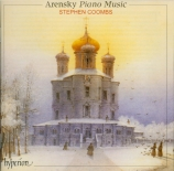 ARENSKY - Coombs - Six caprices op.43
