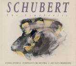 SCHUBERT - Immerseel - Symphonies : intégrale