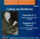 Walter Gieseking Vol.3