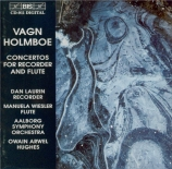 Concertos for Recorder and Flute