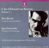 L'art d'Edouard Van Beinum vol.1