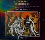 JOMMELLI - Bernius - Vologeso