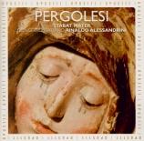 PERGOLESE - Alessandrini - Stabat Mater