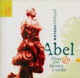 ABEL - Foulon - Pièces pour baryton à cordes
