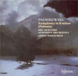 PADEREWSKI - Maksymiuk - Symphonie op.24 'Polonia'