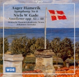 HAMERIK - Goritzki - Symphonie n°6 op.38 'Spirituelle'