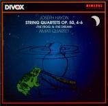 HAYDN - Amati Quartet - Quatuor à cordes n°48 en fa majeur op.50 n°5 Hob