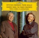 RAVEL - Zimerman - Concerto pour piano et orchestre en sol majeur